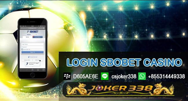 Login Sbobet Casino