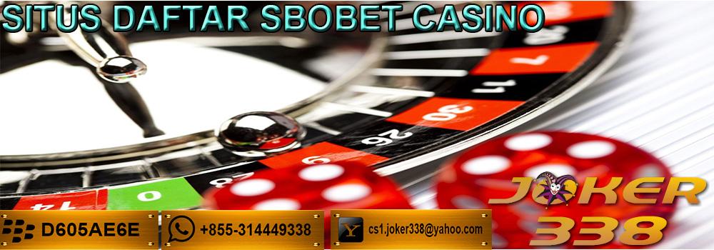 situs daftar sbobet casino